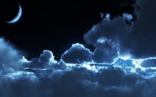 crescent-moon-sky