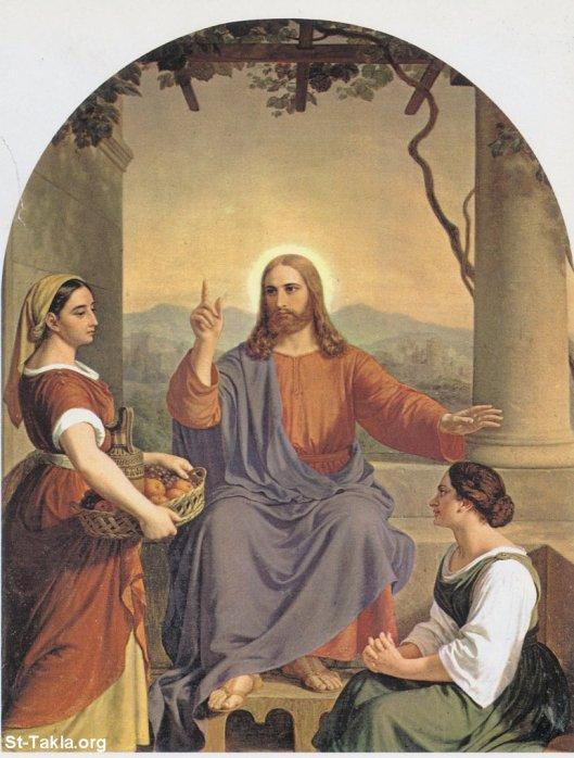 www-St-Takla-org___Jesus-with-Mariam-and-Martha-02