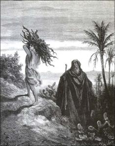 Avraam si Isaac - jertfa 3