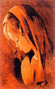 fetita rugaciune