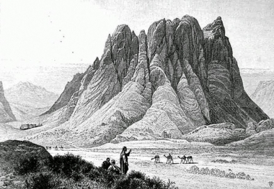 Muntele Sinai-Jebel