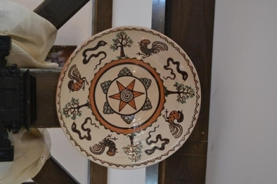 1_3 Simbolurile ceramiicii de la Horezu- sarpe