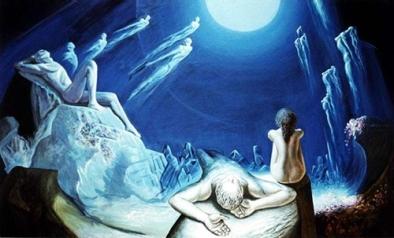 sabin_balasa_pictura_Exodul_spre_lumina