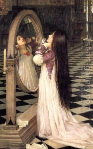 mariana-in-sud-waterhouse-1897, John William Waterhouse (1849-1917)
