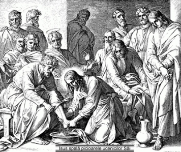 169-isus-spala-picioarele-ucenicilor-sai