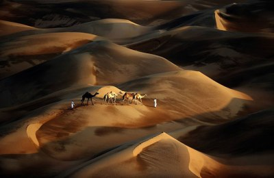 camile-in-desert