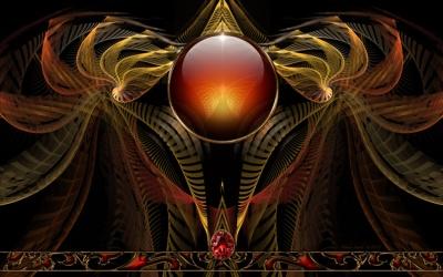 VM_TraLacirtemmys_164-Nathan Smith, Emergence (fractal art(